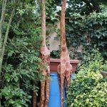 Skulpturen Garten Ausstellung Afrikanischer Im Von Wursters Beistelltisch Klettergerüst Kinderhaus Loungemöbel Lounge Möbel Whirlpool Holzhaus Wassertank Garten Skulpturen Garten