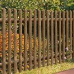 Gartenzaun Holz Zaun Senkrechtzaun 55 Kdi Braun 250x120cm Bei Garten Liege Spielhäuser Pavillion Holzhaus Truhenbank Gartenüberdachung Mein Schöner Abo Garten Garten Zaun