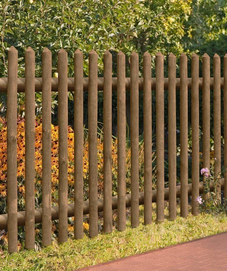 Medium Size of Gartenzaun Holz Zaun Senkrechtzaun 55 Kdi Braun 250x120cm Bei Garten Liege Spielhäuser Pavillion Holzhaus Truhenbank Gartenüberdachung Mein Schöner Abo Garten Garten Zaun
