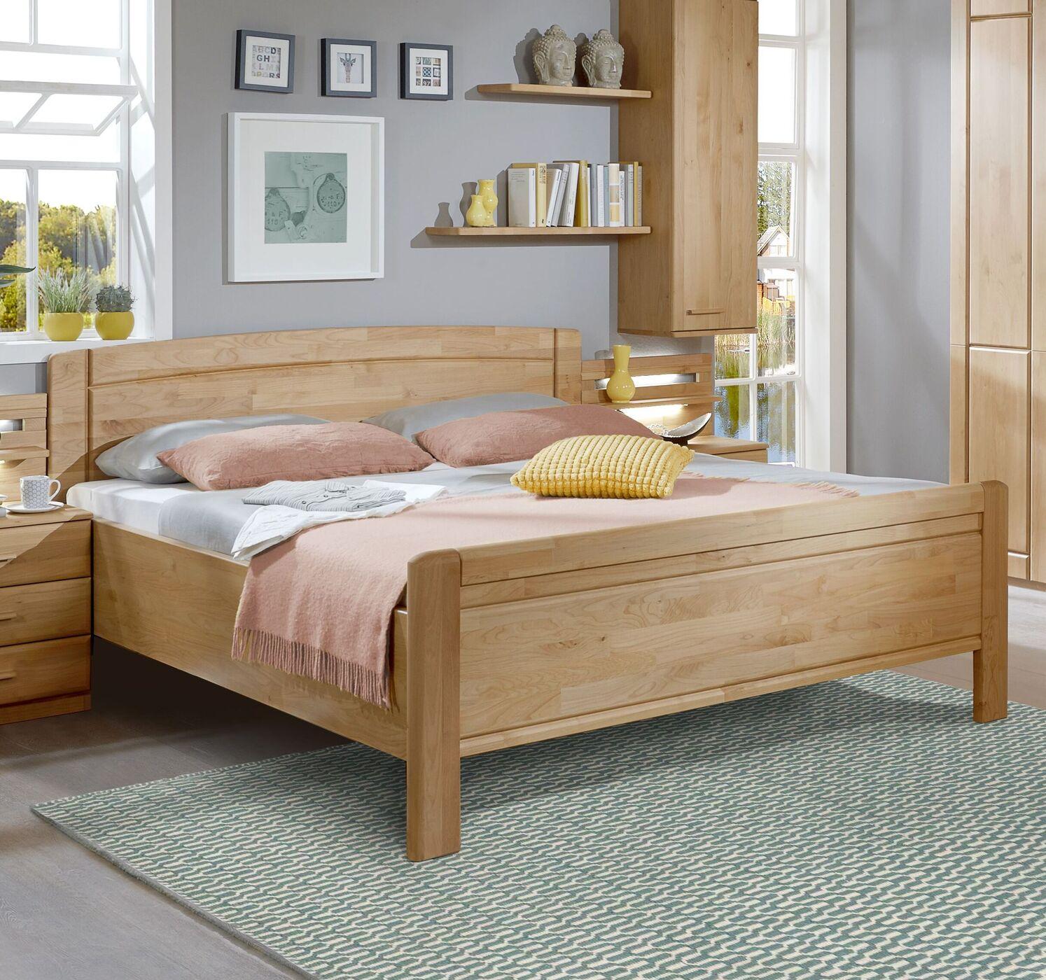 Full Size of Landhaus Bett Lifetime Oschmann Betten Weiß 120x200 Stapelbar Kopfteil Leander 140x200 Günstig Balinesische Mit Bettkasten 90x200 Günstige 180x200 Bett Landhaus Bett