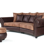 Sofa Hocker Sofa Sofa Hocker Riess Ambiente Wk Bullfrog Mit Relaxfunktion 3 Sitzer Copperfield Xxxl Rotes Chippendale