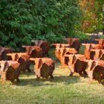 Garten Skulpturen Garten Garten Skulpturen Gartenskulpturen Berlin Skulptur Metall Stein Modern Steinguss Aus Beton Gartendeko Rost Manufanktur Schaukel Für Aufbewahrungsbox Sauna