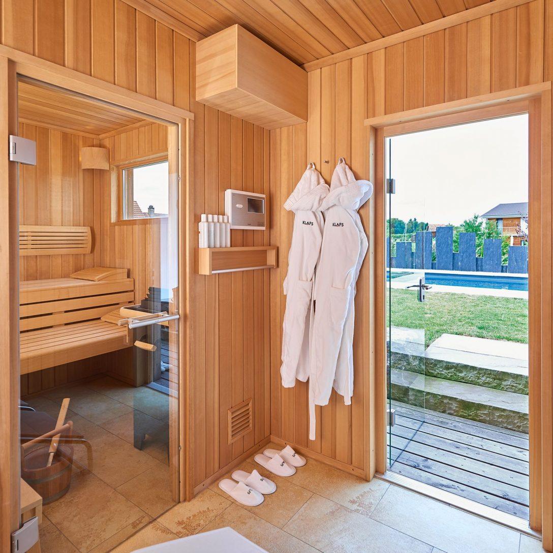 Large Size of Garten Sauna Aussensauna Talo Von Christina Obergfll Klafs Schaukel Für Gaskamin Bewässerung Automatisch Rattanmöbel Klapptisch Relaxliege Pool Im Bauen Garten Garten Sauna