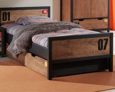 Jugend Bett Bett Jugend Bett Jugendbett Nils 90x200 In Kiefer Massiv Bettkasten Modern Design 160x200 Mit Lattenrost Und Matratze Landhaus Musterring Betten Ausgefallene Hoch