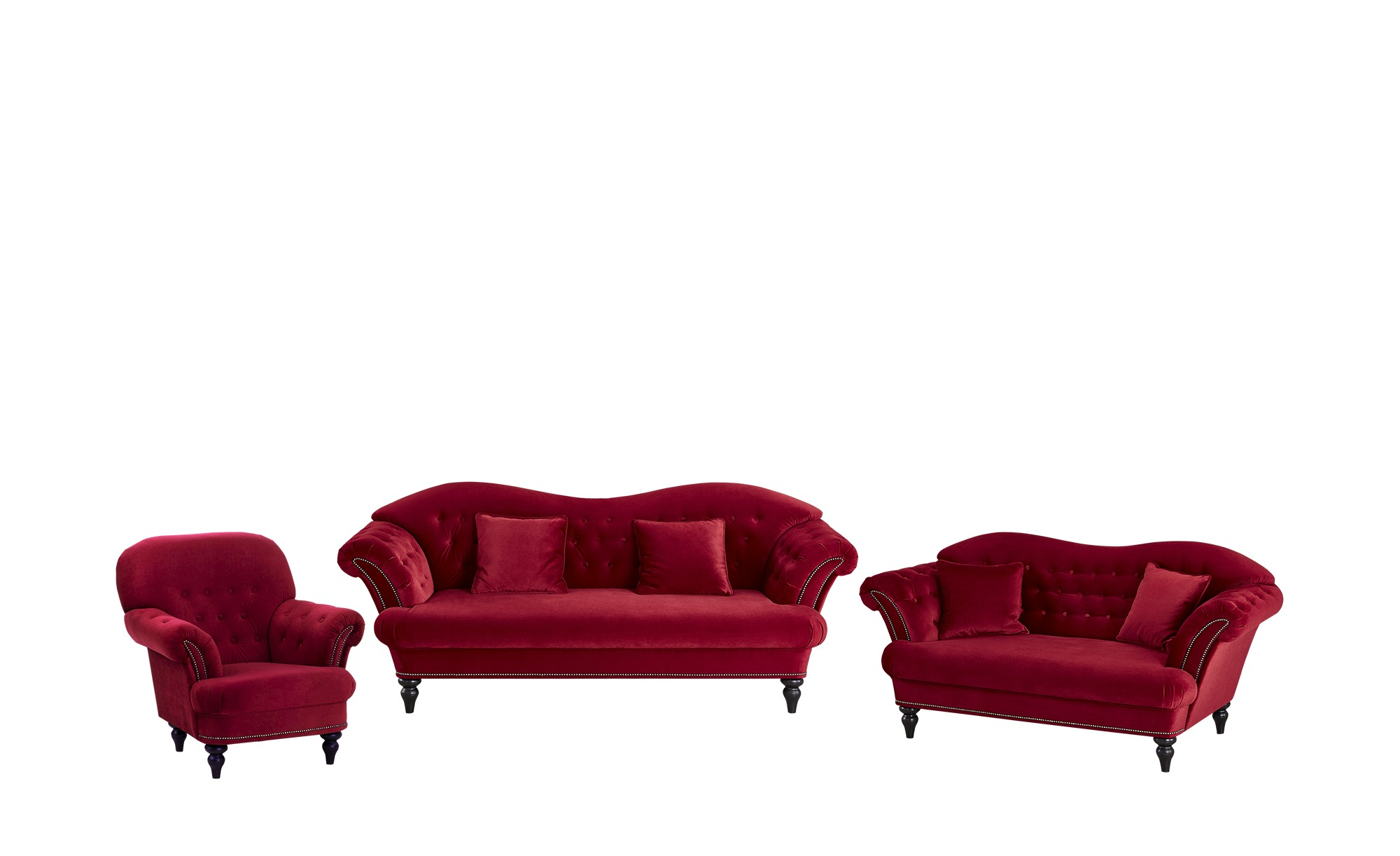 Full Size of Sofa Garnitur 2 Teilig Sitzgruppe 3 Sissi Mbel Hffner Blaues Heimkino Riess Ambiente Rattan U Form Xxl Bett 120 Cm Breit Massivholz 180x200 Arten Recamiere Sofa Sofa Garnitur 2 Teilig