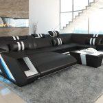 Wohnlandschaft Apollonia U Form In Leder Sofa Gnstig Kaufen Big Braun Home Affair Benz Mondo Microfaser Günstig Betten Mit Holzfüßen Gelb Zweisitzer Sofa Sofa Günstig Kaufen