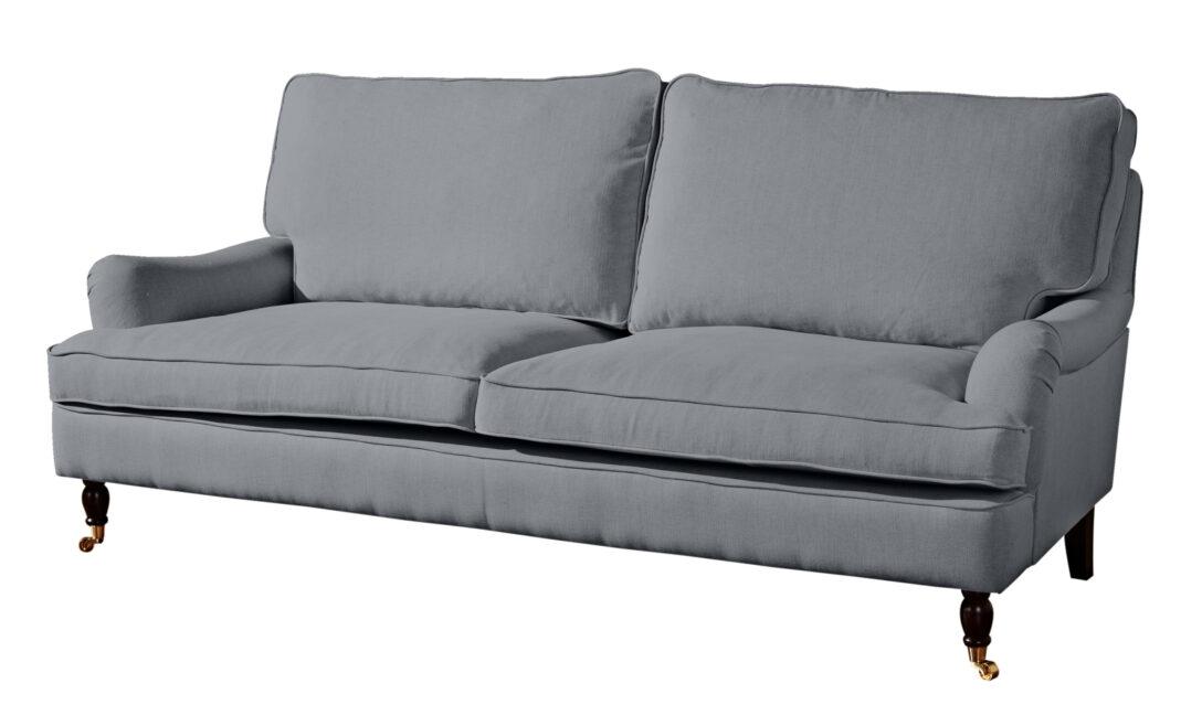 Large Size of Sofa 3 Sitzer Grau Couch 2 Und Rattan 3 Sitzer Nino Schwarz/grau Mit Schlaffunktion Leder Samt Flachgewebe In Leinenoptik Online Bei Spannbezug Comfortmaster Sofa Sofa 3 Sitzer Grau