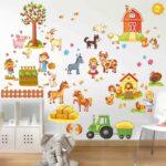 Wandaufkleber Kinderzimmer Kinderzimmer 59 Inspirierend Wandtattoo Tiere Kinderzimmer Frisch Tolles Regal Sofa Regale Weiß