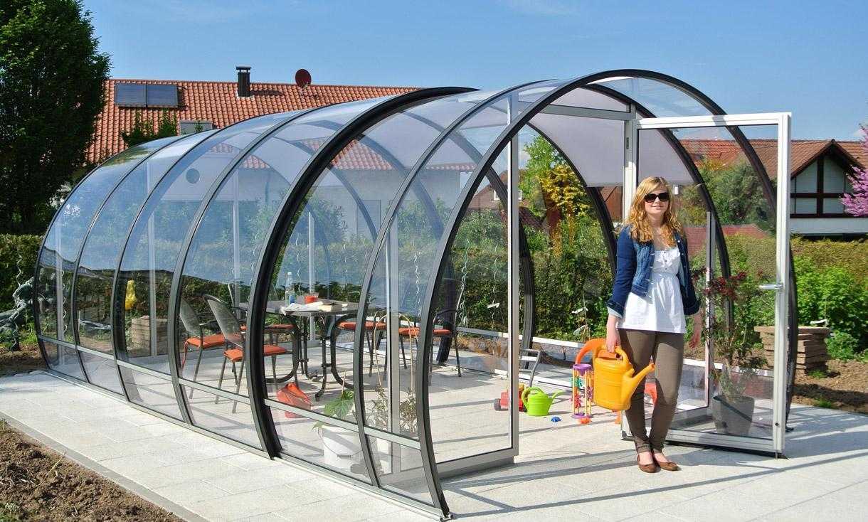 Full Size of Gartenüberdachung Abris De Jardin Vroka Garten Gartenüberdachung