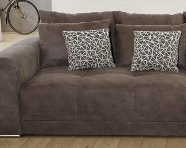 Big Sofa Braun Sofa Big Sofa Braun Moldau Xxl Couch In Microfaser Mit Kissen Arten Antik Chippendale Samt Schlaffunktion Schlafsofa Liegefläche 180x200 Delife Xora L Impressionen