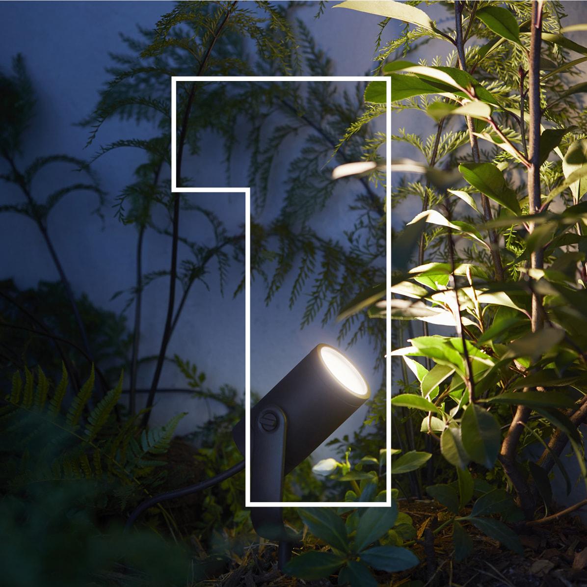 Full Size of Led Spot Garten 8 Wege Schaukel Lounge Möbel Trennwand Sitzgruppe Sofa Grau Leder Beistelltisch Liege Spielhaus Holz Holzhaus Kind Jacuzzi Spielturm Garten Led Spot Garten