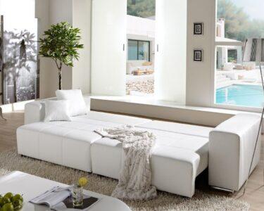 Big Sofa Weiß Sofa Big Sofa Weiß Couch Marbeya Weiss 290x110 Cm Mit Schlaffunktion Halbrund Sitzhöhe 55 München Bezug Ecksofa Dauerschläfer Arten Patchwork Garnitur 2 Teilig