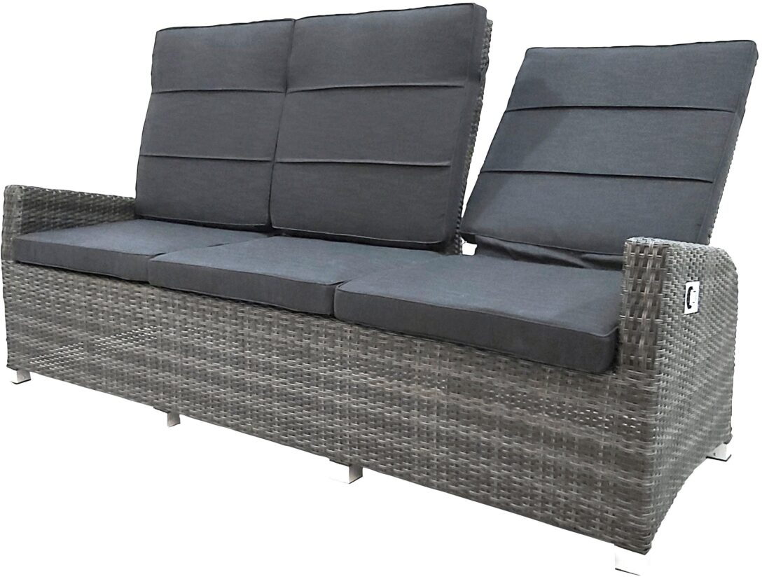 Large Size of Lounge Sofa Polyrattan Outdoor Ausziehbar Rattan Gartensofa 2 Sitzer Balkon Garden Set Couch 2 Sitzer Tchibo Grau Ploss Vigo Xxl Heimkino Sitzsack Schilling Sofa Polyrattan Sofa