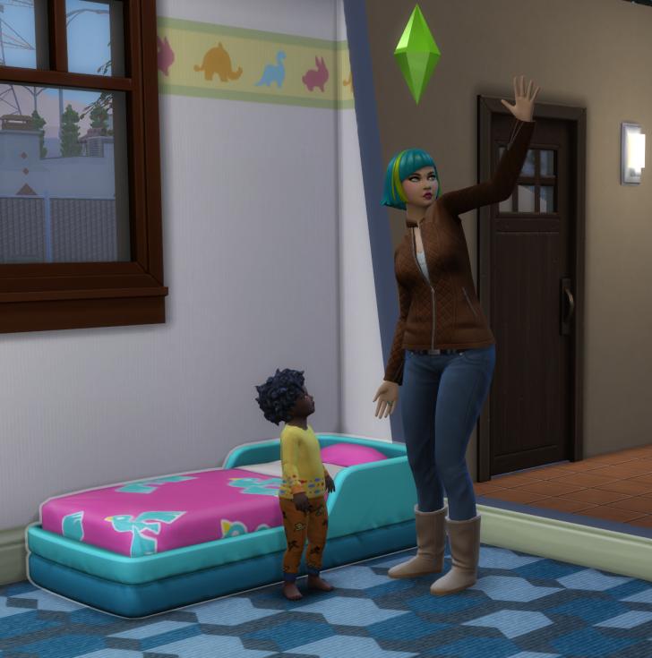 Medium Size of Kleinkind Etwas Vorlesen Funktioniert Nicht Crinricts Sims 4 Bett 160x200 Mit Lattenrost Und Matratze Treca Betten 120 Für übergewichtige Hülsta Keilkissen Bett Bett Kleinkind