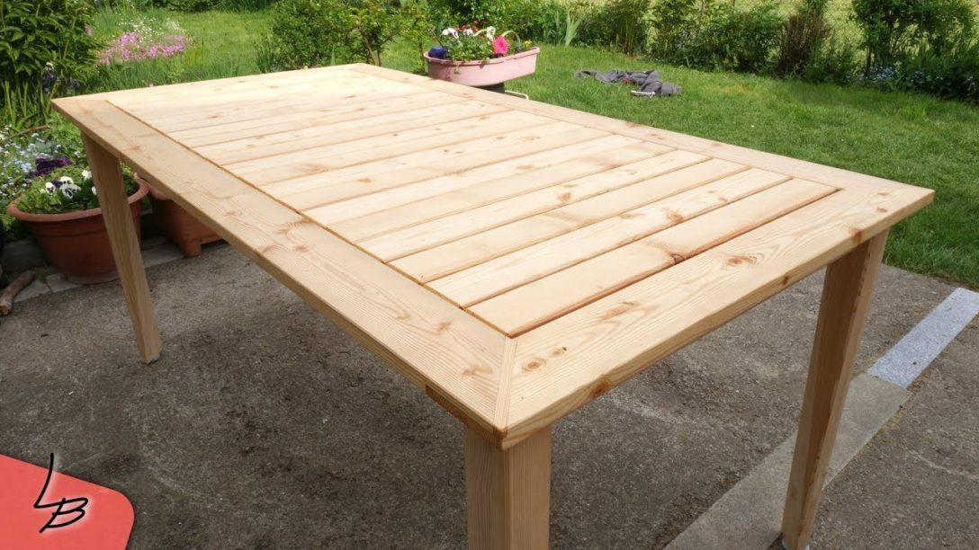Garten Tisch Gartentisch Set Rund Ausziehbar Betonoptik Beton Diy