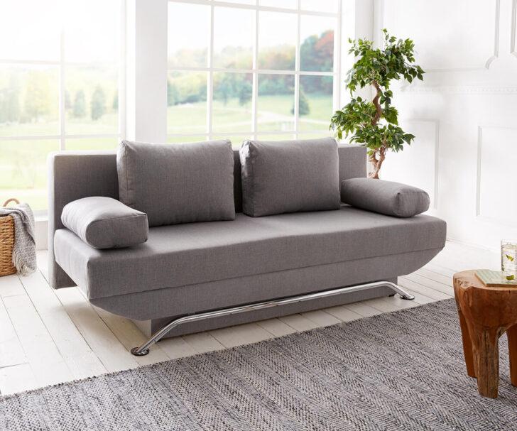 Medium Size of Schlafsofa Cady 200x90 Cm Grau Couch Mit Schlaffunktion Mbel Heimkino Sofa Rauch Schlafzimmer Chesterfield Günstig Luxus Natura Relaxfunktion Halbrund Sofa Schlaf Sofa