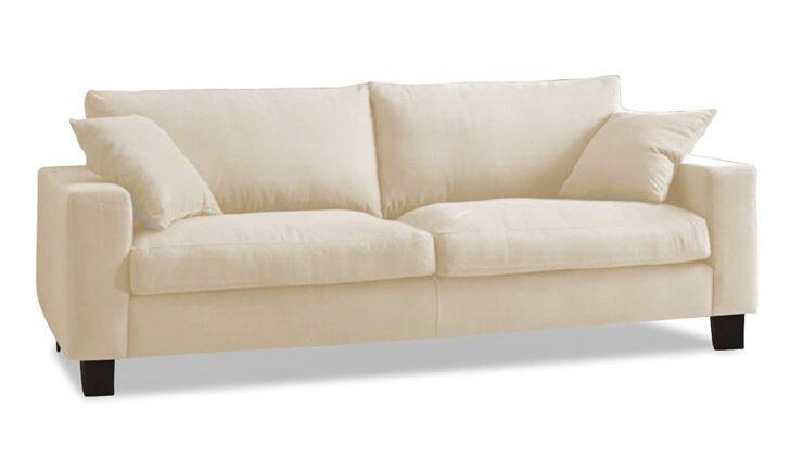 Medium Size of Sofa 3 Sitz Dima In Einem Baumwoll Leinen Gemisch Stoff Shadow Garnitur Schillig Hocker Home Affair Xora Xxl Grau Landhausstil Hannover Ikea Mit Schlaffunktion Sofa Leinen Sofa
