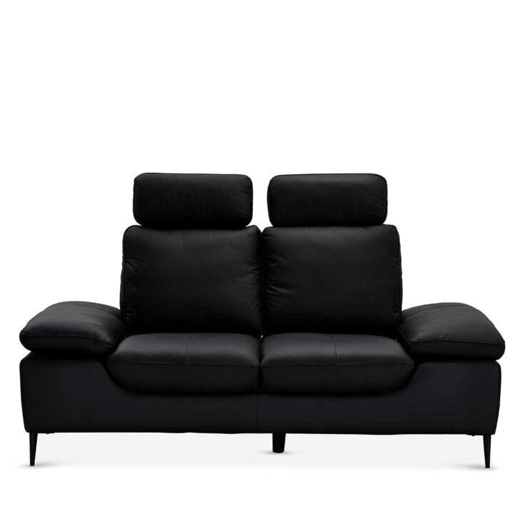 Medium Size of Schwarzes Zweisitzer Sofa Hadaoi Mit Verstellbaren Armlehnen Und Graues 2er Polyrattan Bett Stauraum Esstisch Rund Stühlen Recamiere Schlaffunktion Sofa Sofa Mit Verstellbarer Sitztiefe