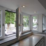 Holz Aluminium Fenster Was Verspricht Der Materialmix Drutex Bauhaus Sichtschutzfolie Trocal Köln Sonnenschutzfolie Innen Neue Einbauen Jalousie Rolladen Fenster Aluminium Fenster
