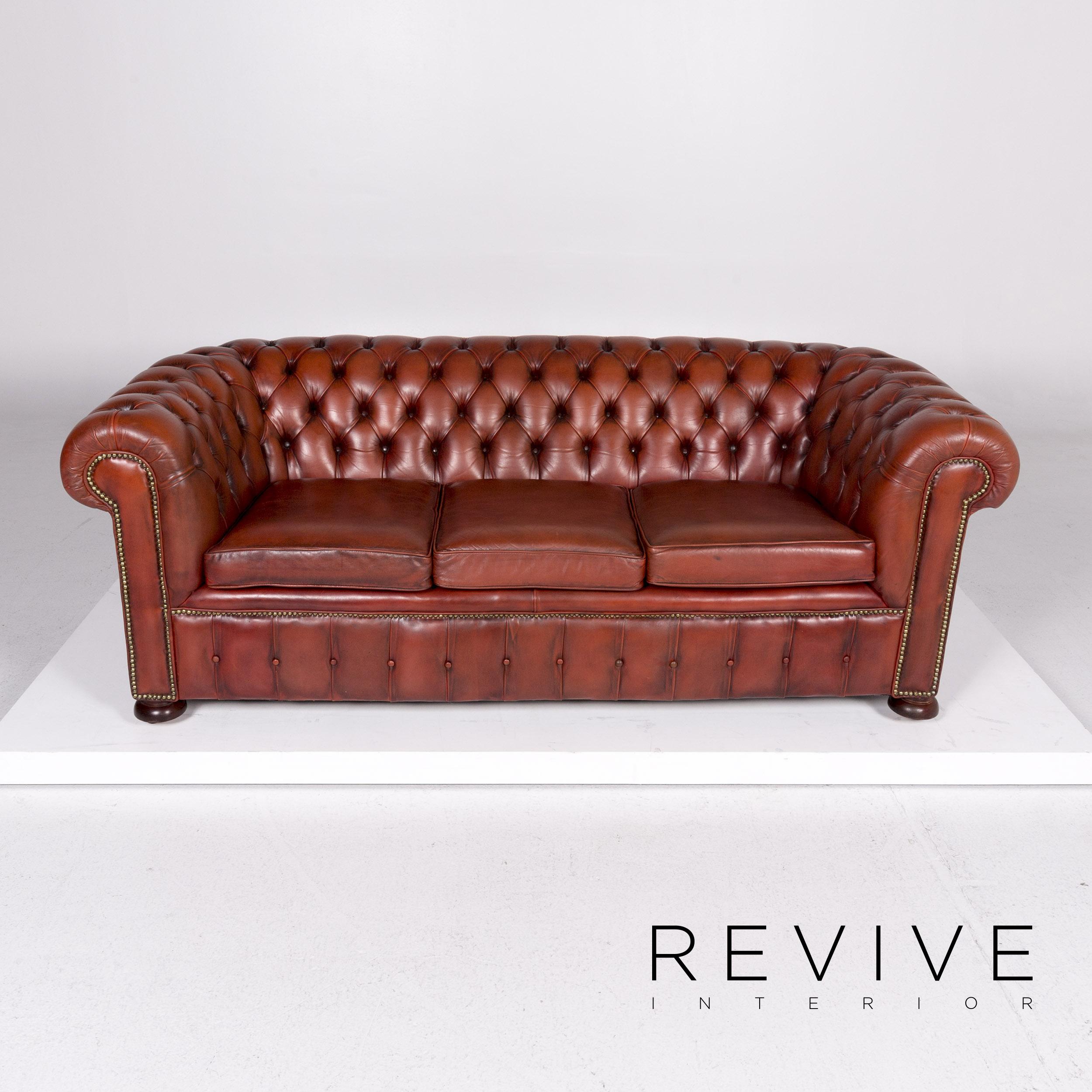 Full Size of Sofa Leder Braun 3 2 1 Otto Rustikal Ledersofa Design Kaufen Gebraucht Chesterfield Couch Vintage Ikea 3 Sitzer   Set 2 Sitzer Kupfer Rotbraun Dreisitzer Retro Sofa Sofa Leder Braun