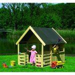 Garten Spielhaus Spielhuser Online Kaufen Bei Obi Schwimmbecken Skulpturen Loungemöbel Günstig Schaukel Für Lounge Sofa Trampolin Hängesessel Garten Garten Spielhaus