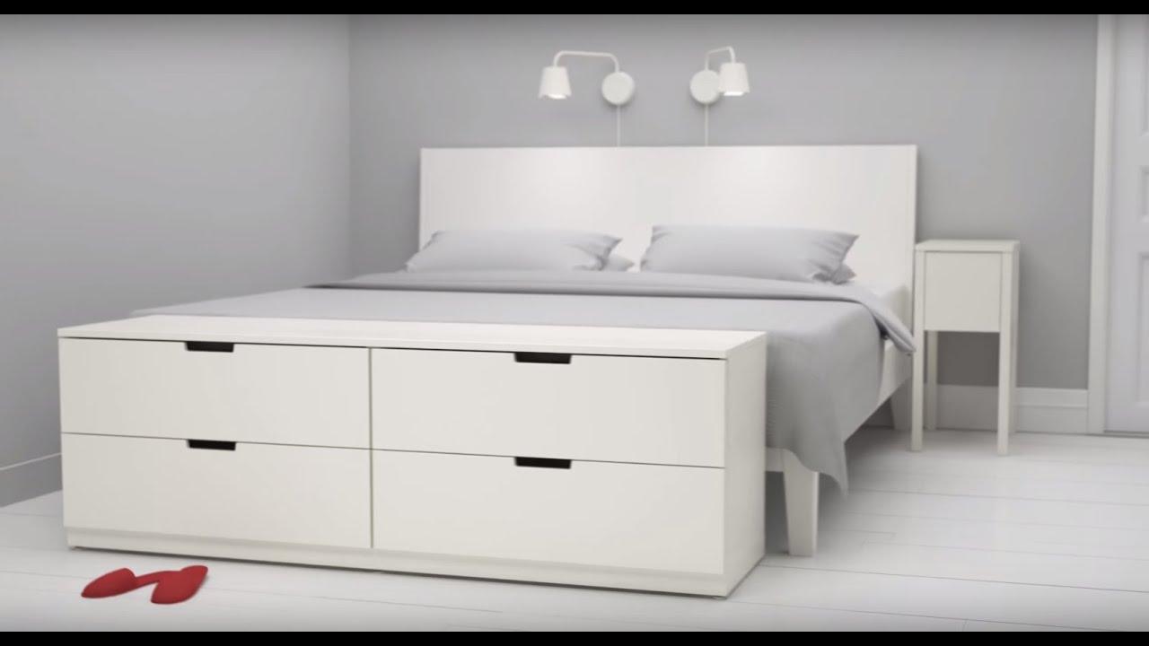 Full Size of Betten Bei Ikea Nordli Kommoden Von Kombinierst Du Kaufen 140x200 Test Massiv Flexa Dico Rauch Bock 100x200 Ruf Fabrikverkauf Günstige Sofa Mit Schlaffunktion Bett Betten Bei Ikea