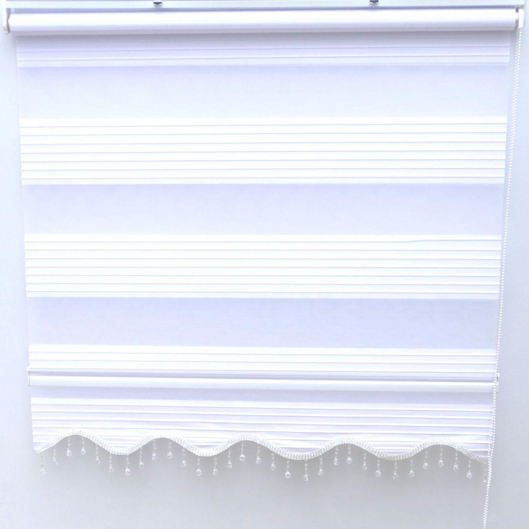 Large Size of Rollo Fenster Doppelrollo Milano Weiss Klemmfiduorollo Tr Fliegengitter Einbau Folie Für De Insektenschutz Wohnzimmer Sichtschutzfolie Landhaus Runde Türen Fenster Rollo Fenster