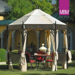 Garten Pavillion Gartenpavillon 6 Eckig Mit Dach Romeo Relaxsessel Hängesessel Lounge Sofa Sichtschutz Für Spielhaus Kunststoff Fußballtor Versicherung Garten Garten Pavillion