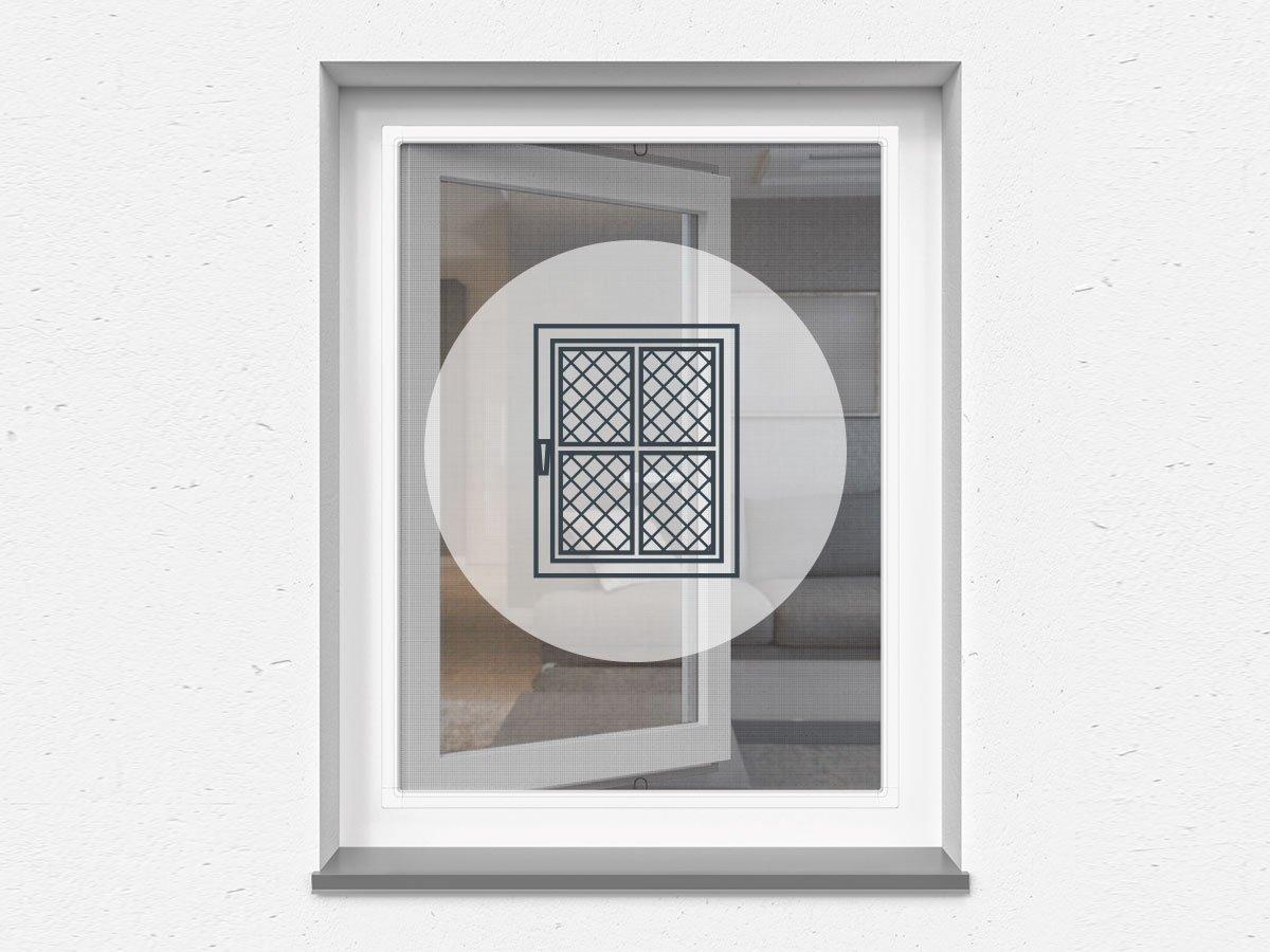 Full Size of Fliegengitter Insektenschutz Gnstig Kaufen Holz Alu Fenster Preise Aron Maßanfertigung Sichern Gegen Einbruch Sichtschutzfolie Klebefolie Für Obi Einbauen Fenster Fliegengitter Fenster