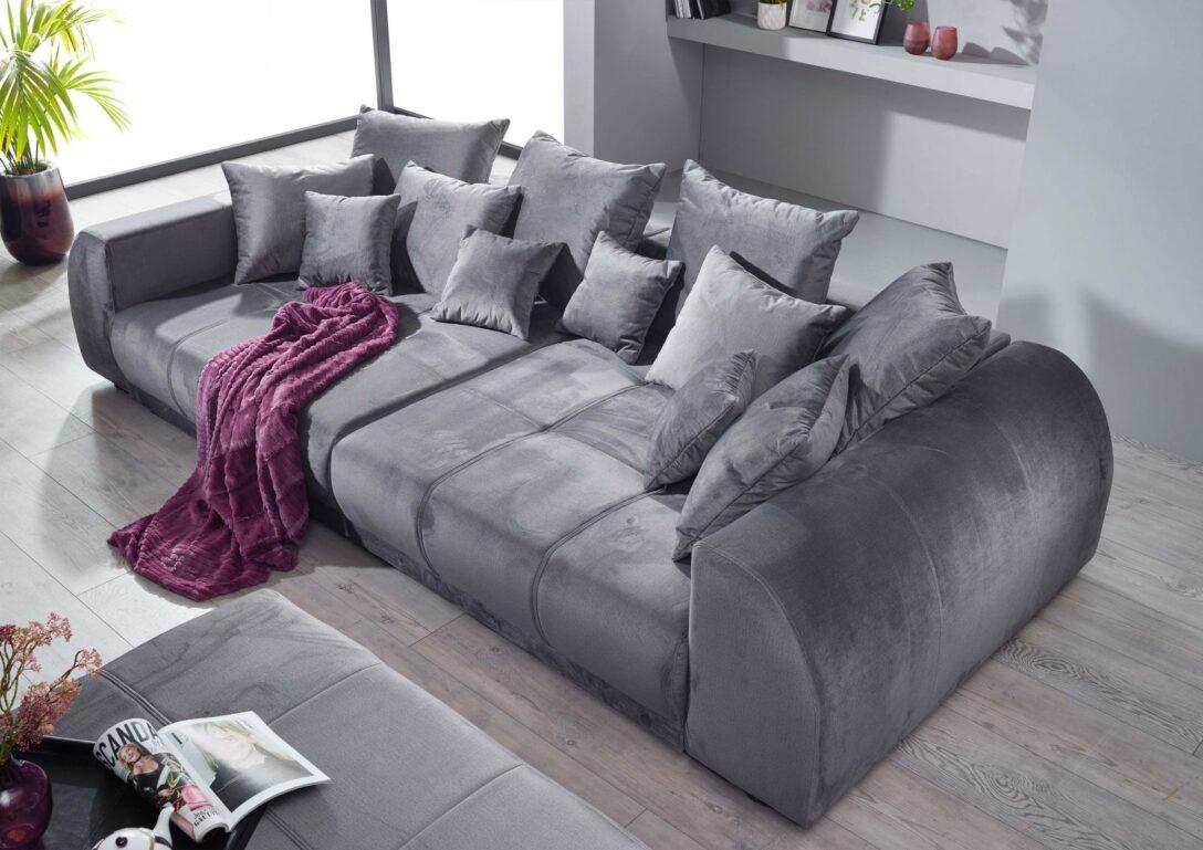 Large Size of Big Sofa Grau Bigsofa 310x140x80 Vanessa 135 überzug Alcantara Rund Canape Verkaufen Höffner Bezug Ecksofa Günstig Kaufen überwurf Landhausküche Sofa Big Sofa Grau