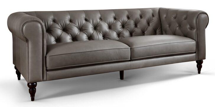 Medium Size of Couch Grau 2 Und 3 Sitzer Sofa Leder Ikea Samt Retro Kingsley 3 Sitzer Nino Schwarz/grau Chesterfield Ledersofa Hudson Erpo Kunstleder Mit Hocker Riess Sofa Sofa 3 Sitzer Grau