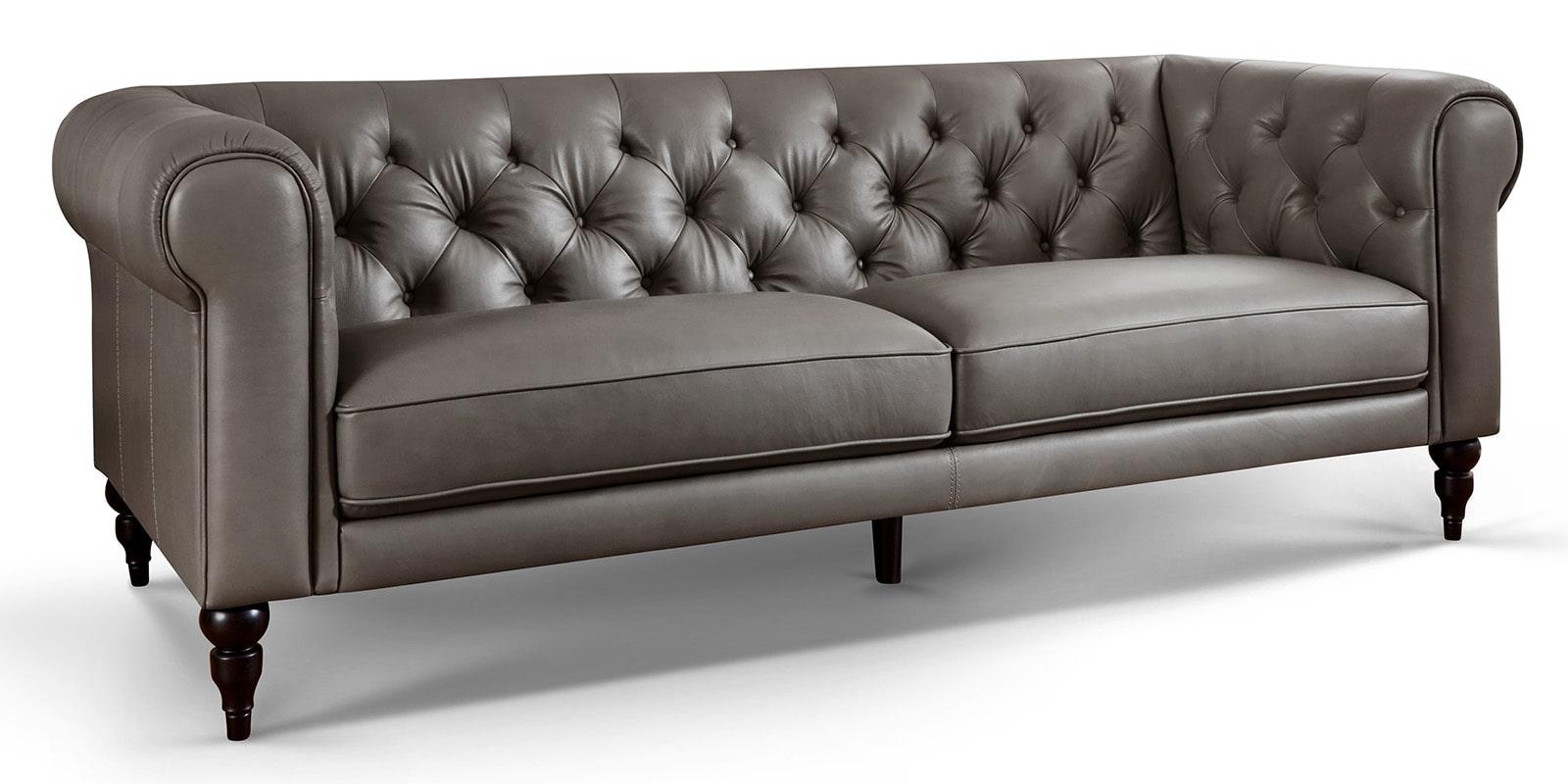 Full Size of Couch Grau 2 Und 3 Sitzer Sofa Leder Ikea Samt Retro Kingsley 3 Sitzer Nino Schwarz/grau Chesterfield Ledersofa Hudson Erpo Kunstleder Mit Hocker Riess Sofa Sofa 3 Sitzer Grau
