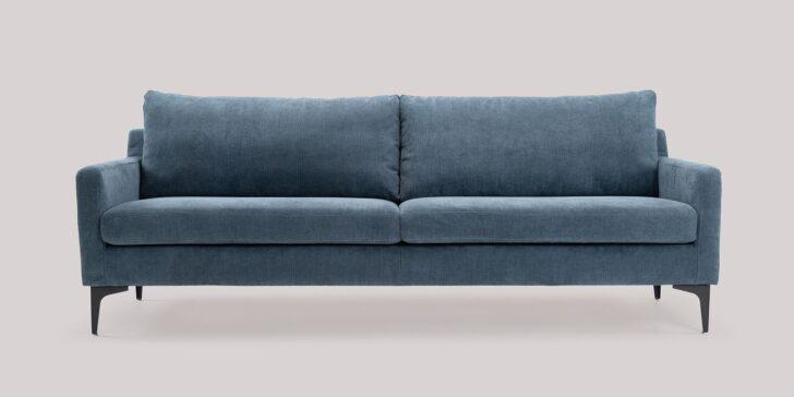 Medium Size of Sofa Blau In L Form Himolla Auf Raten Abnehmbarer Bezug Cognac Eck Franz Fertig Garnitur 3 Teilig München Günstig Kaufen Mit Schlaffunktion Tom Tailor Sofa Sofa Blau
