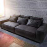 Delife Sofa Big Sofa Violetta 310x135 Braun Antik Optik Hocker Big Couch Clovis Xxl Life Coach Silas Gelb Kolonialstil Samt Kunstleder Weiß Togo 2 Sitzer Mit Sofa Delife Sofa