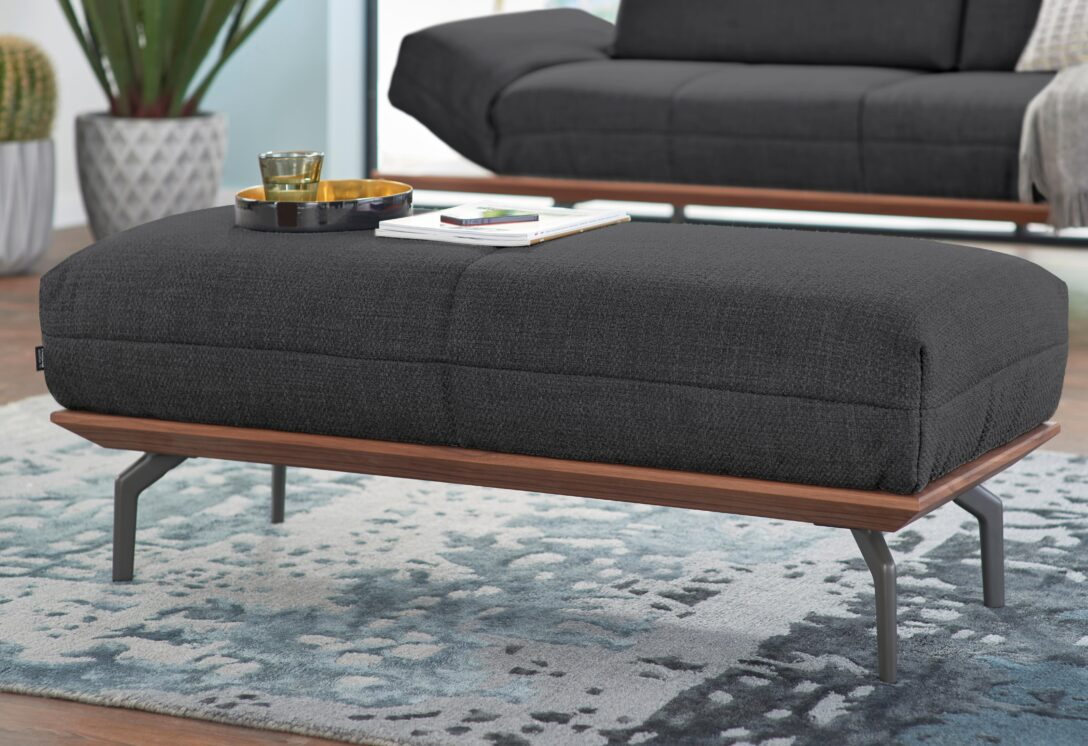 Large Size of Sofa Hocker Hlsta Hs420 Mit Holzrahmen In Eiche Natur Oder Polyrattan 2 Sitzer Schlaffunktion Englisch Bora Big Sam Hülsta Große Kissen Gelb Mondo Marken Sofa Sofa Hocker