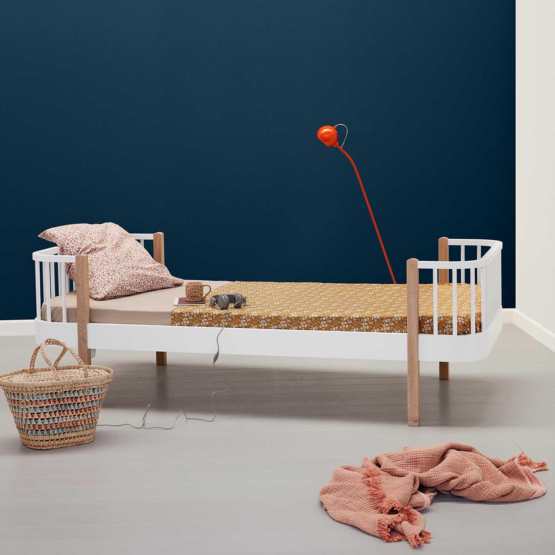 Full Size of Bett Einzelbett Oliver Furniture Wood Collection Eiche 90x200 Cm Bettkasten Günstig Kaufen 180x200 Komplett Mit Lattenrost Und Matratze 140 Ohne Füße Bett Bett Einzelbett