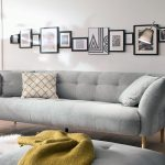 Sofa 3 Sitzer Sofa 3 Sitzer Big Apple Sofa Couch Polstersofa In Stoff Silber Grau 240 Cm U Form Dreisitzer Federkern Home Affaire Poco Abnehmbarer Bezug Antikes Alternatives