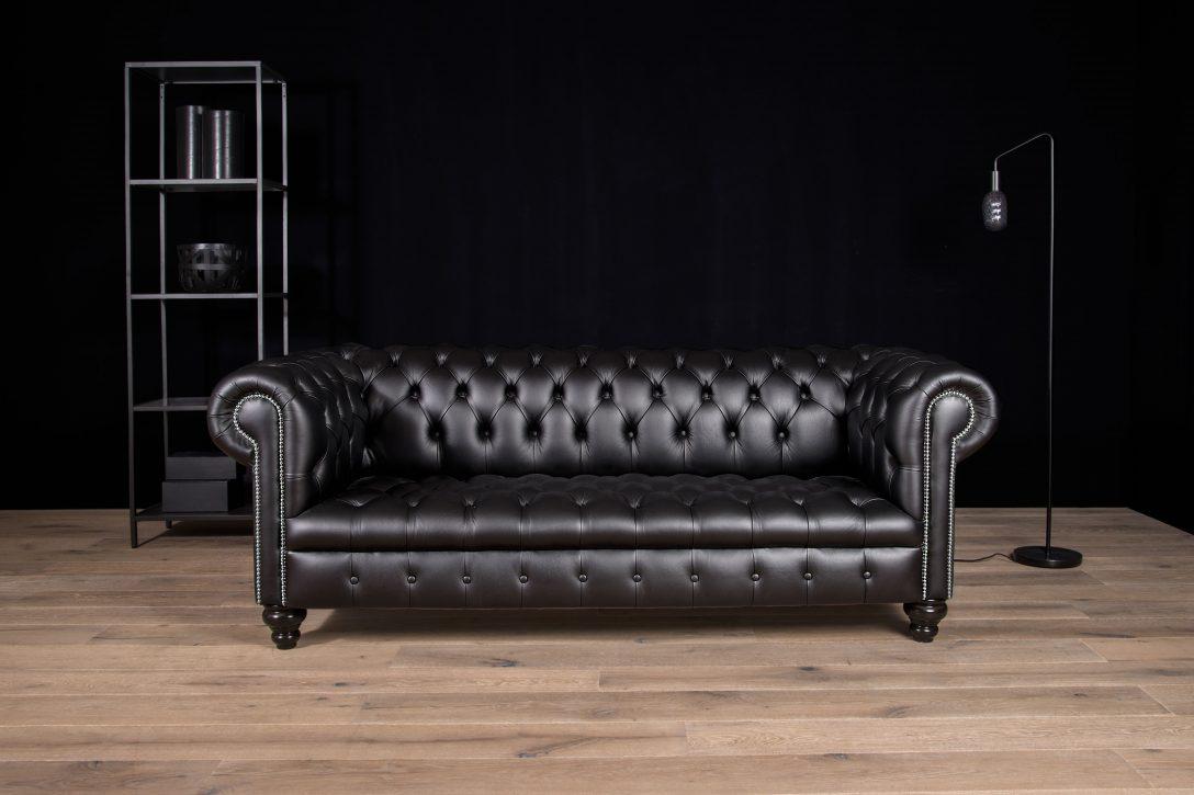 Large Size of Chesterfield Sofa All Black Interior Design Von Wilmowsky Leder U Form Mit Holzfüßen Erpo Schilling Chippendale Ausziehbar Zweisitzer Barock Petrol 3 Sitzer Sofa Chesterfield Sofa