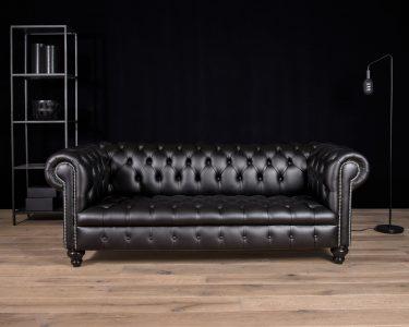 Chesterfield Sofa Sofa Chesterfield Sofa All Black Interior Design Von Wilmowsky Leder U Form Mit Holzfüßen Erpo Schilling Chippendale Ausziehbar Zweisitzer Barock Petrol 3 Sitzer