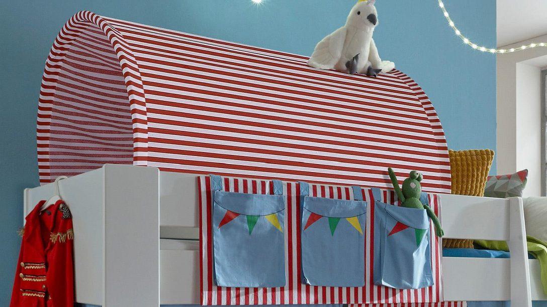 Large Size of Steens Bett Hochbett For Kids Wei Mdf Vorhnge Zirkus 90x200 Cm Boxspring Landhausstil Balinesische Betten Weißes 160x200 Mit Gepolstertem Kopfteil Liegehöhe Bett Steens Bett