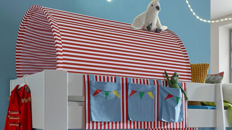 Full Size of Steens Bett Hochbett For Kids Wei Mdf Vorhnge Zirkus 90x200 Cm Boxspring Landhausstil Balinesische Betten Weißes 160x200 Mit Gepolstertem Kopfteil Liegehöhe Bett Steens Bett