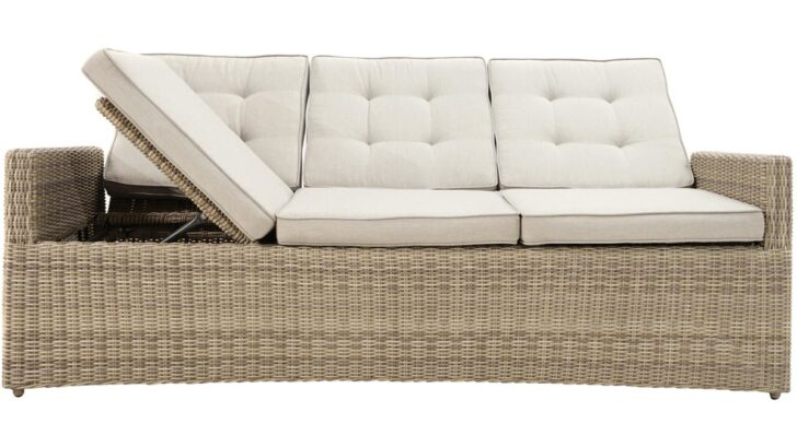 Medium Size of Polyrattan Garden Sofa Set Couch Ausziehbar Lounge Tchibo 2 Sitzer Balkon Gartensofa 2 Sitzer Grau Outdoor Plo Loungesofa Sahara Als Gartenmbel Bezug Sofa Polyrattan Sofa