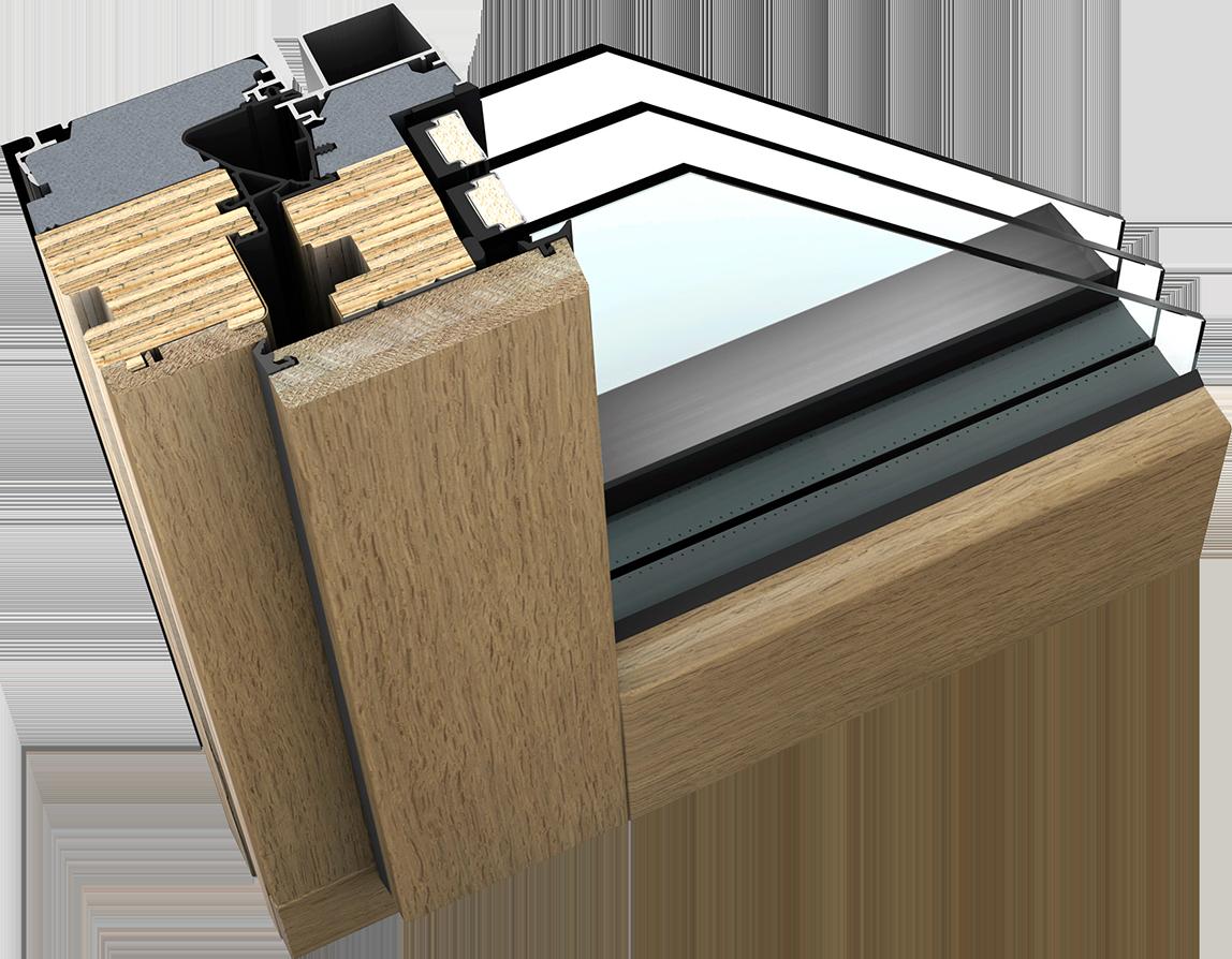 Full Size of Aluminium Fenster Holz Alu Der Anderen Art Mit Schichtholz Kern Bodentiefe Standardmaße Sonnenschutz Innen Sichtschutzfolie Felux Einbruchsicherung Fenster Aluminium Fenster
