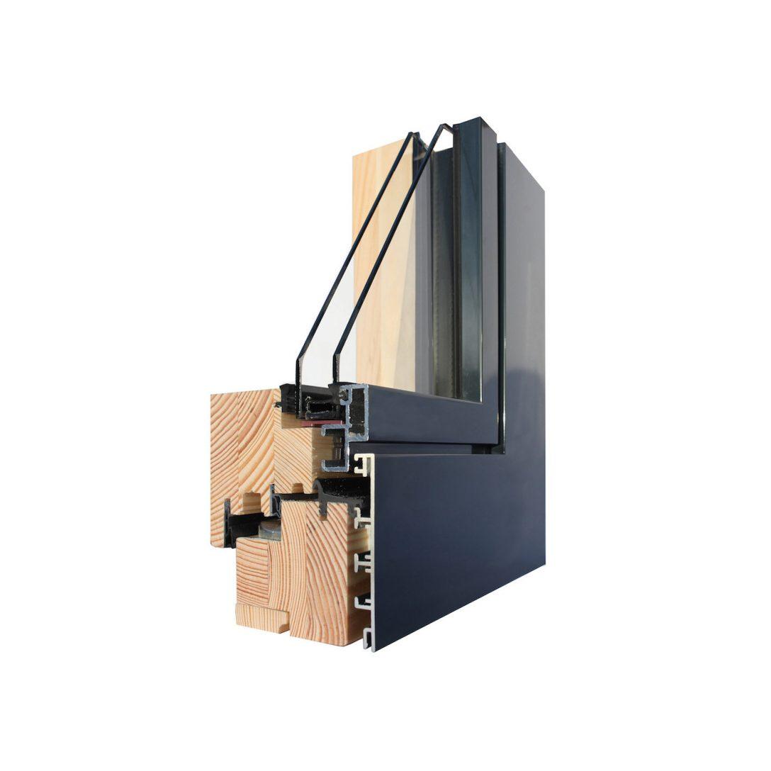 Large Size of Moderne Holz Alu Fenster Von Sorpetaler Fensterbau Sichtschutzfolie Einseitig Durchsichtig Wärmeschutzfolie Modulküche Für Rollos Ohne Bohren Fenster Holz Alu Fenster