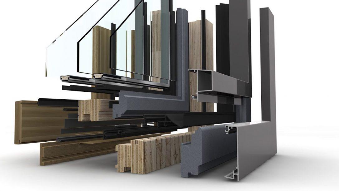 Large Size of Holz Aluminium Fenster Hf 410 Von Internorm Youtube Jalousie Esstisch Rustikal Günstige Vollholzküche Folie Für Austauschen Kosten Kunststoff Gitter Fenster Holz Alu Fenster