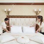 Hotelservice Weibliche Reinigungsarbeiter Mdchen Amerikanisches Bett Mädchen Betten Einzelbett Wohnwert Jensen Halbhohes 140 X 200 Massivholz 180x200 Kaufen Bett Bett Mädchen