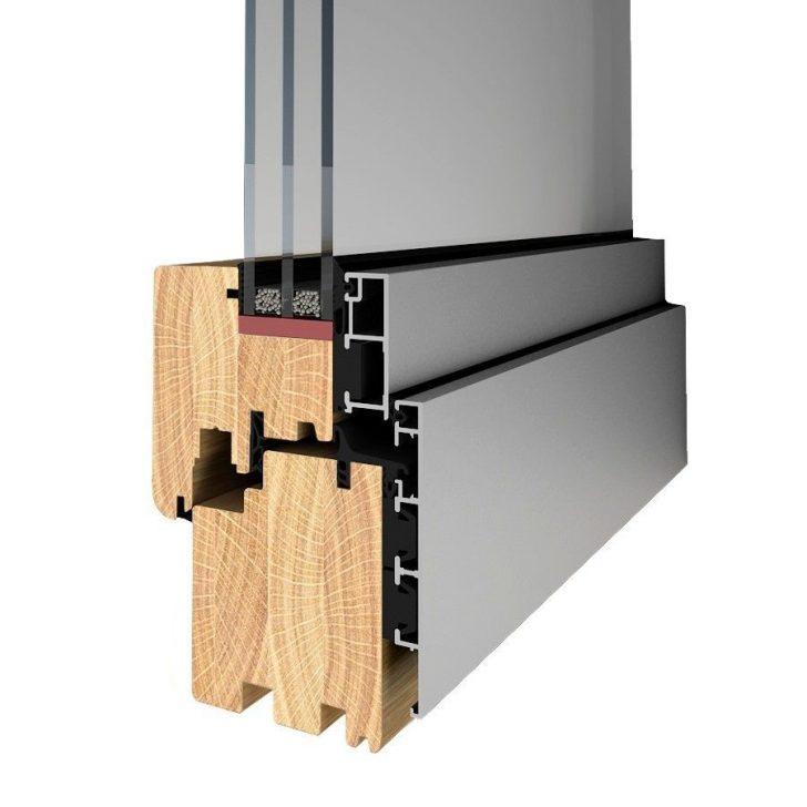 Medium Size of Holz Alu Fenster Preise Online Preisvergleich Kaufen Aluminium Pro M2 Kosten Gemini Standard 68 Hoher Qualitt Anthrazit Beleuchtung Mit Sprossen Holzregal Fenster Fenster Holz Alu
