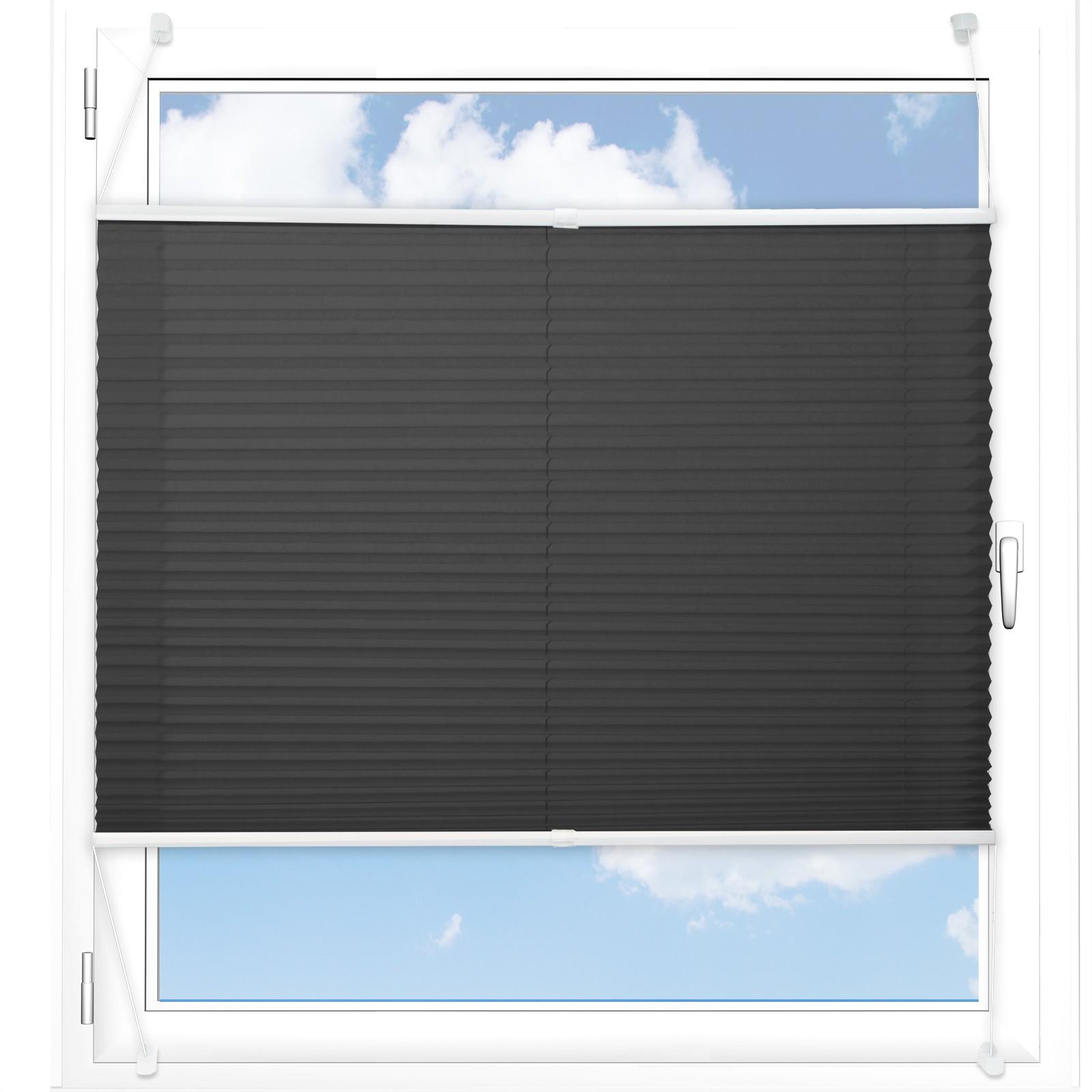Full Size of Plissee Fenster Montage Ohne Bohren Montageanleitung Plissees Ikea Klemmen Ins Zum Montieren Amazon Fensterrahmen Innen Casa Pura Rollo Magic Viele Gren 7 Fenster Plissee Fenster