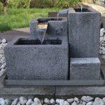 Wasserbrunnen Garten Garten Wasserbrunnen Garten Fischmotiv Mit Pumpe Und Stromversorgung Yajutang Holztisch Lounge Möbel Sonnensegel Bewässerung Spielhaus Holz Paravent Kinderhaus