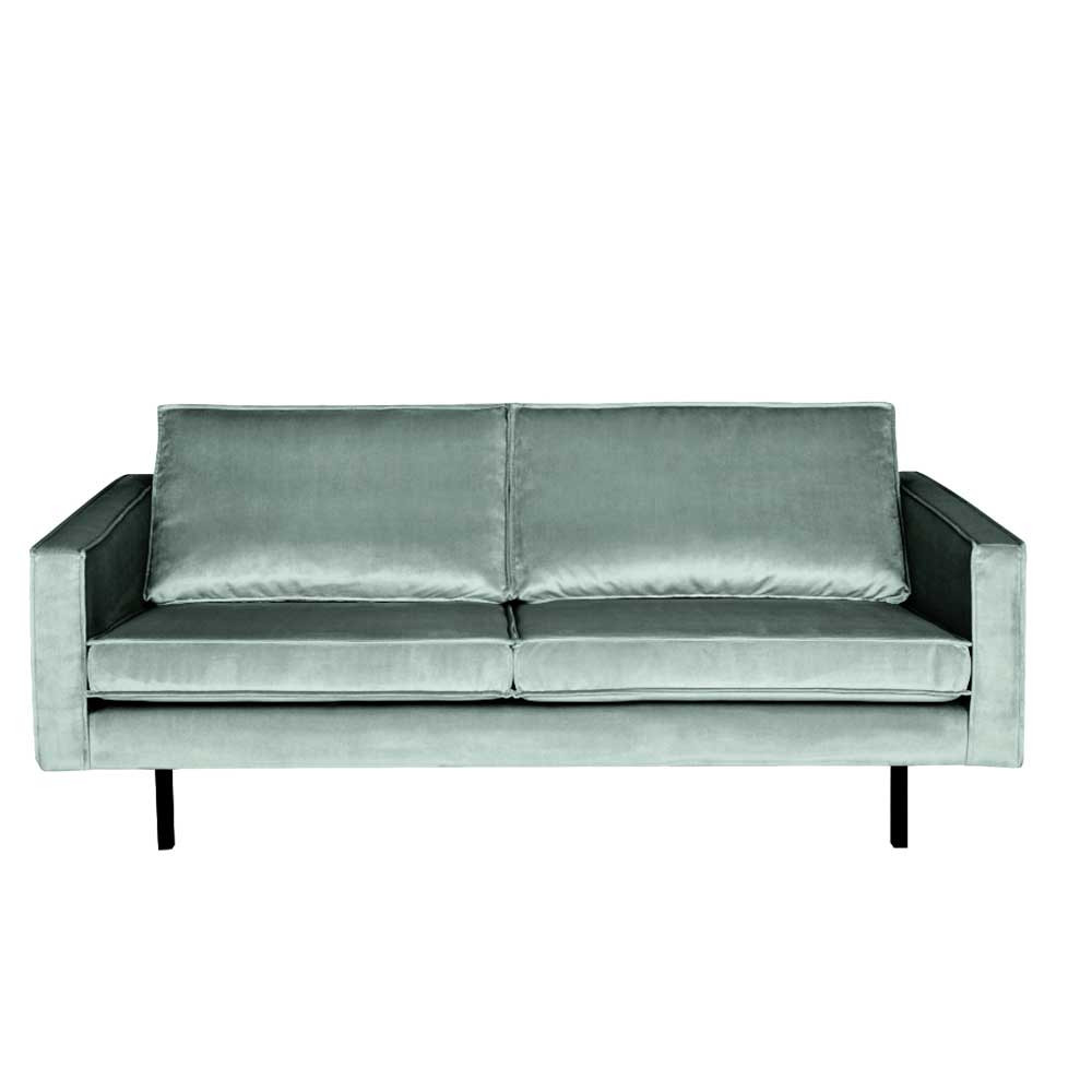Full Size of 2 Sitzer Sofa Couch Vutega In Mintgrn Mit Samtstoff Pharao24de Led Angebote Zweisitzer Bett 2x2m Hay Mags Hussen Flexform Weißes 140x200 160x200 Lattenrost Sofa 2 Sitzer Sofa